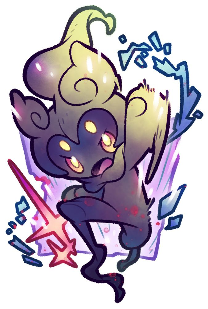 marshadow by roroto531 pokemon
