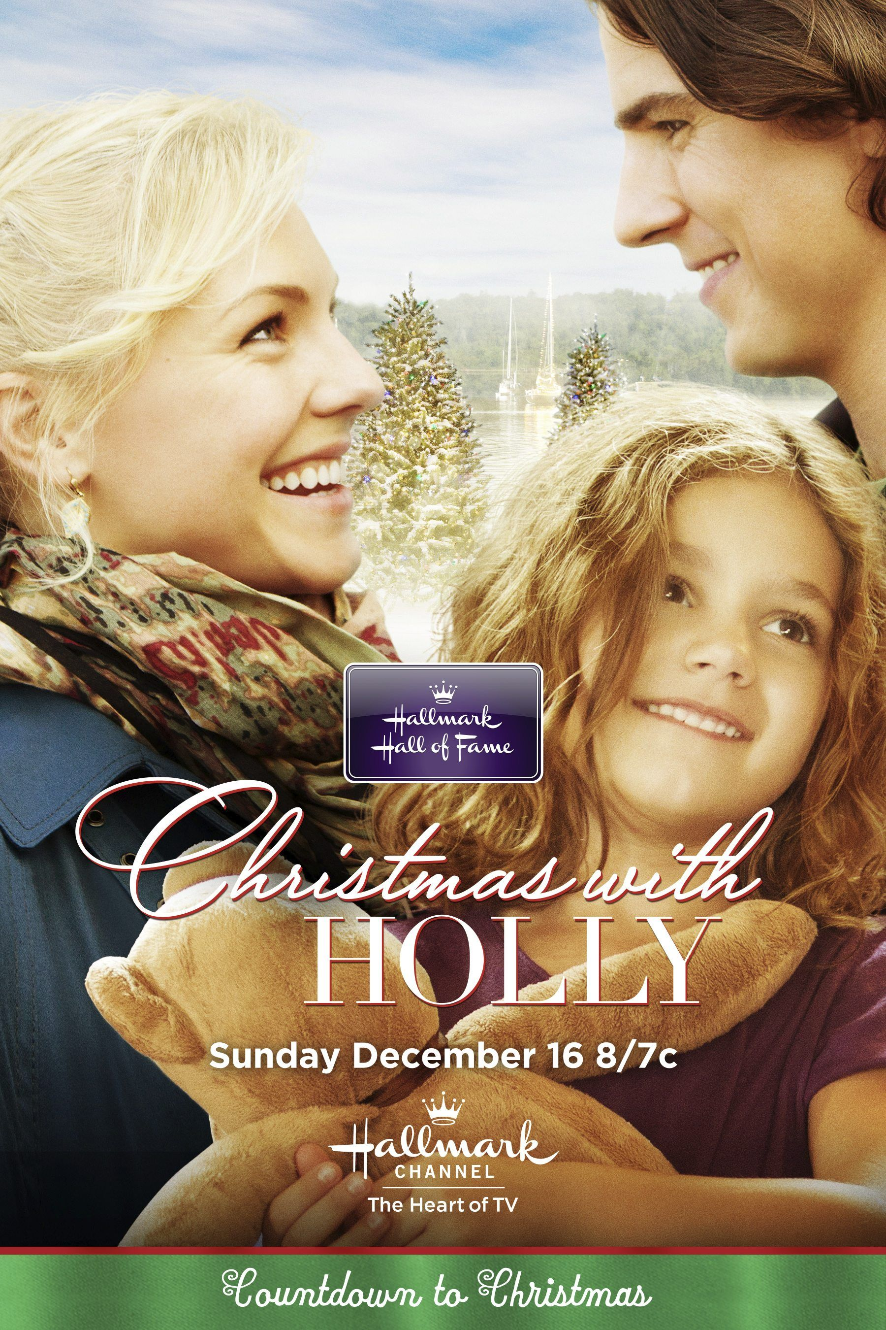 A U.S. Cable Premiere Event! Enjoy the Hallmark Hall of