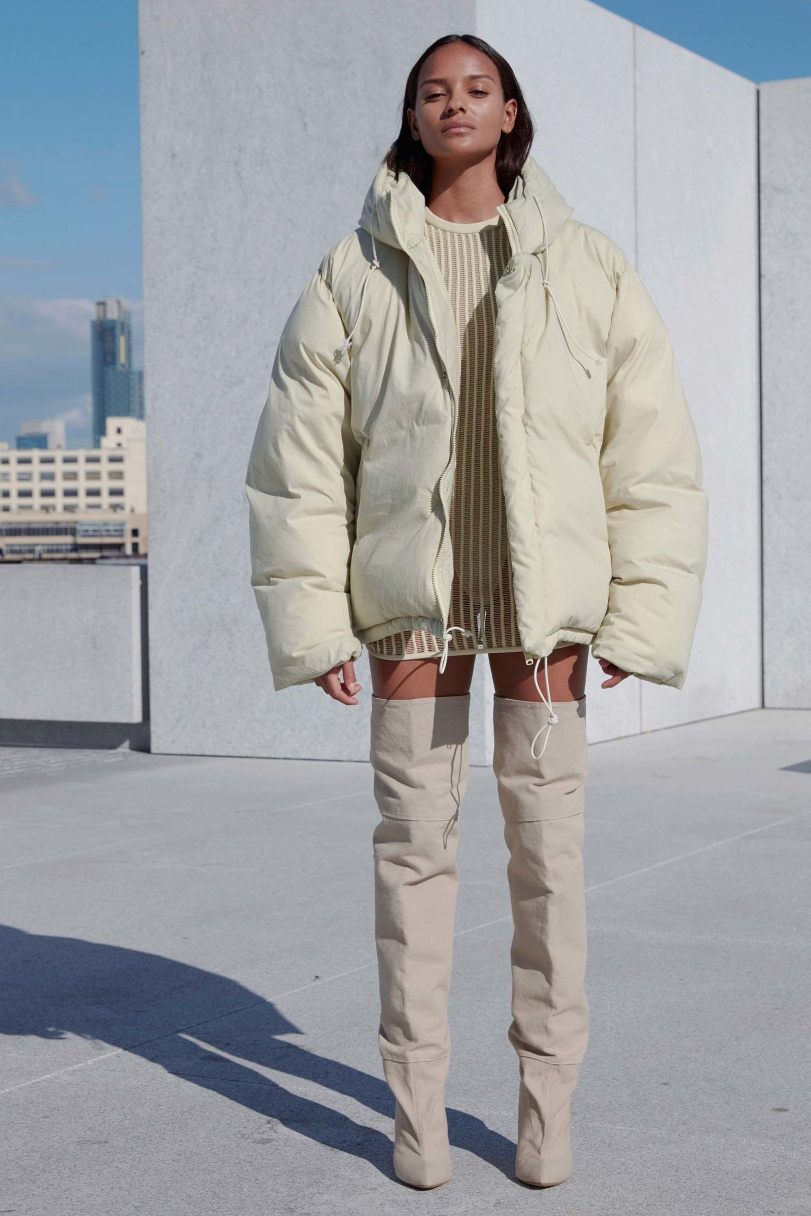 cb6bc781289bf Yeezy Spring Summer 2017 Ready-To-Wear Collection
