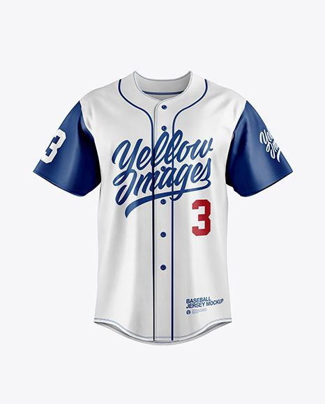 Download Men S Baseball Jersey Mockup Front View In Apparel Mockups On Yellow Images Object Mockups In 2021 Clothing Mockup Baseball Jersey Men Mockup Psd