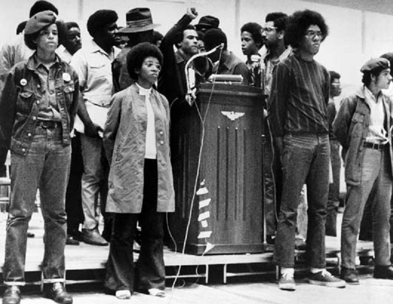 the black panther party for self defense On 15 october 1966 huey p newton and bobby seale founded the black  panther party for self-defense in oakland, california the panthers.