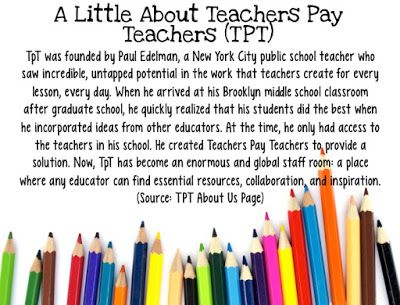 JD's Rockin' Readers: Tips for Teachers who use Teachers Pay Teachers