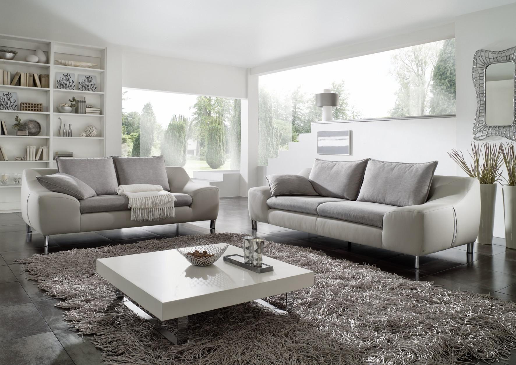 Wohnideen Wohnzimmer Beige Braun: Wohnzimmer Beige Weiß