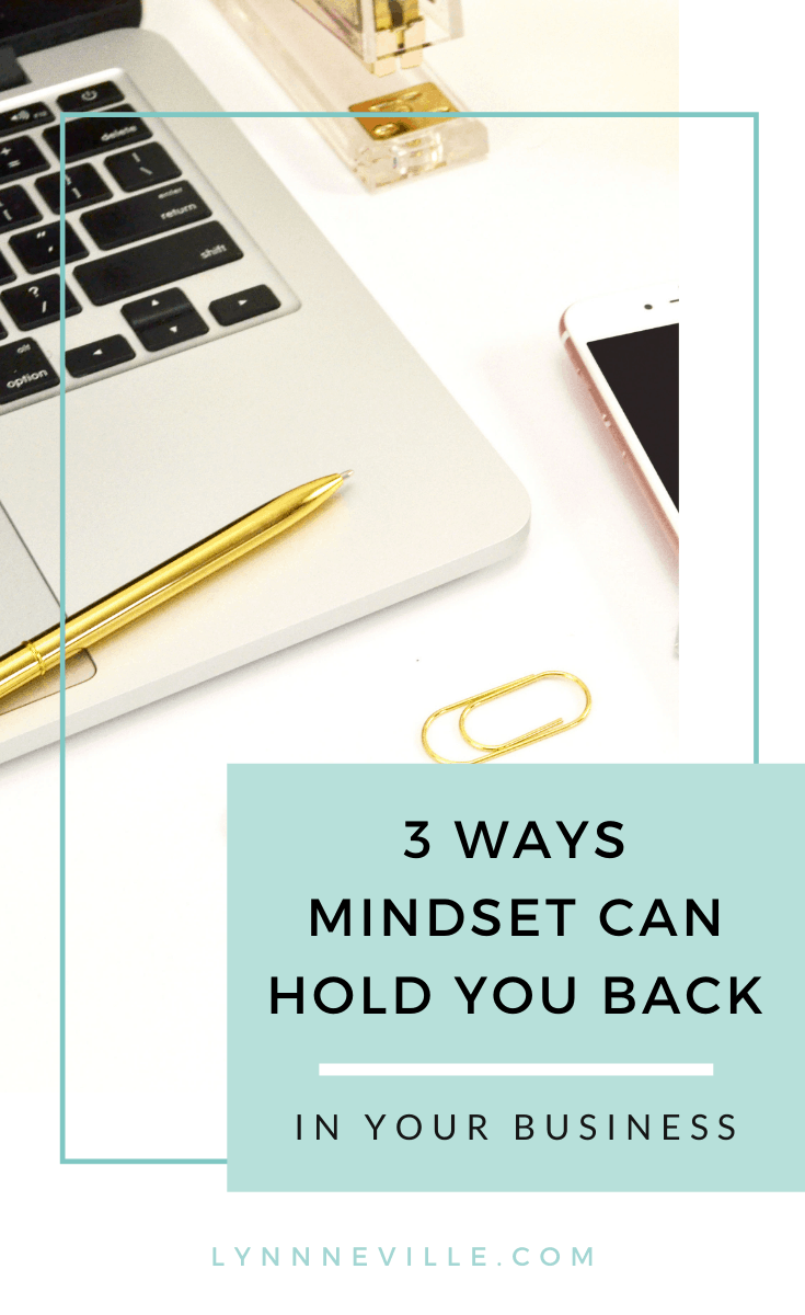 Do you have dreams of a lifestyle youd love to attain or a business youve always wanted to start Here are 3 ways mindset can be holding you back via LynnNevilleCM