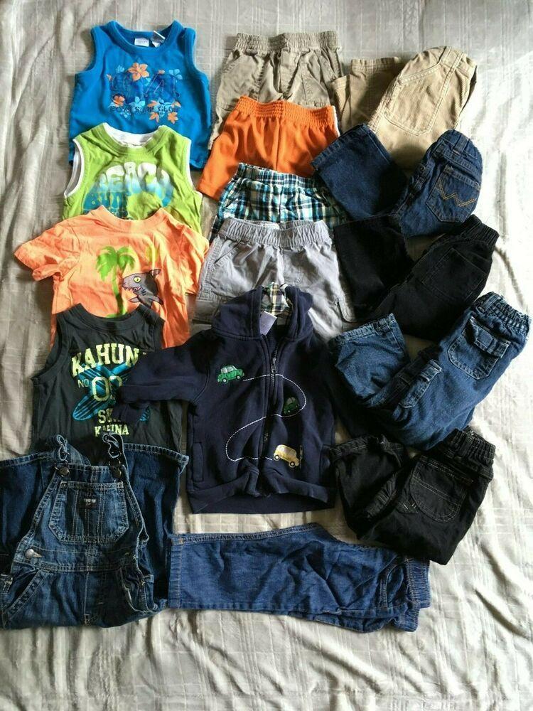 New BABY GAP Toddler Boys Tops /& Shirts