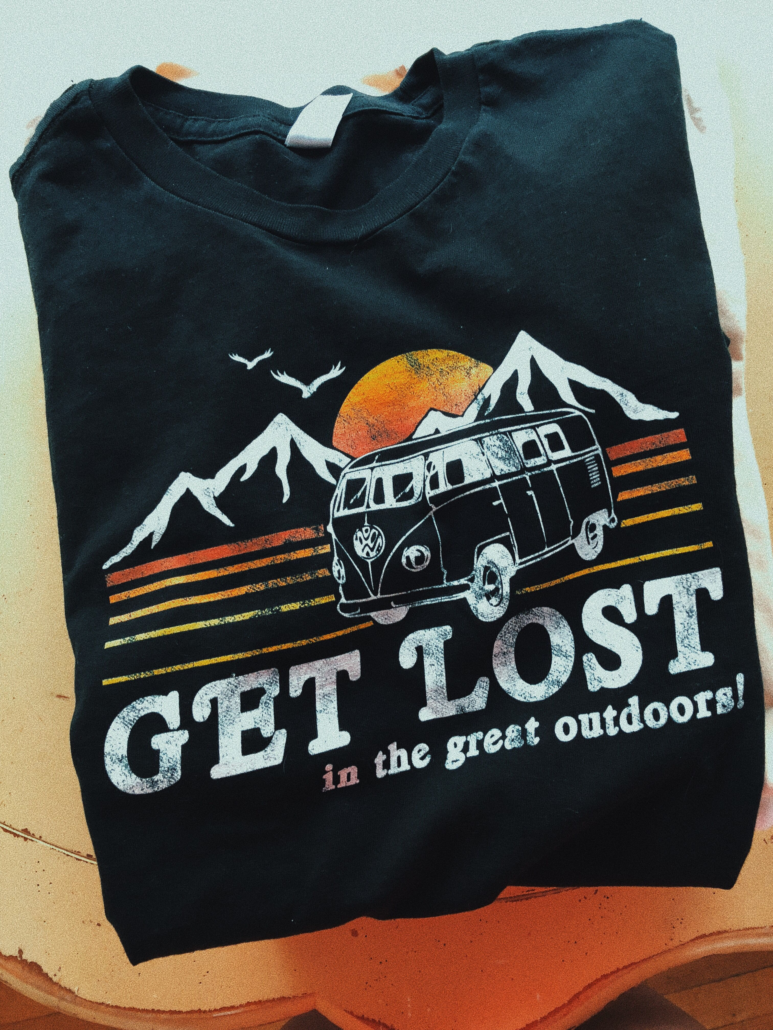 Get lost tee aesthetic clothes vintage outfits fashion