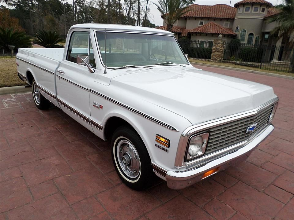 1972 Chevrolet C/K Trucks for sale near Conroe, Texas 77304 ...