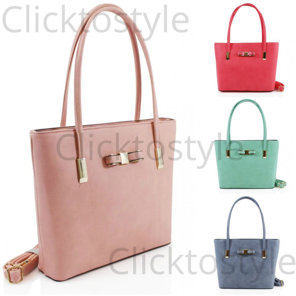 d7ce3170ae New Ladies Bow Decoration Hand Bag Women Shoulder Side Summery Cross Body  Bag