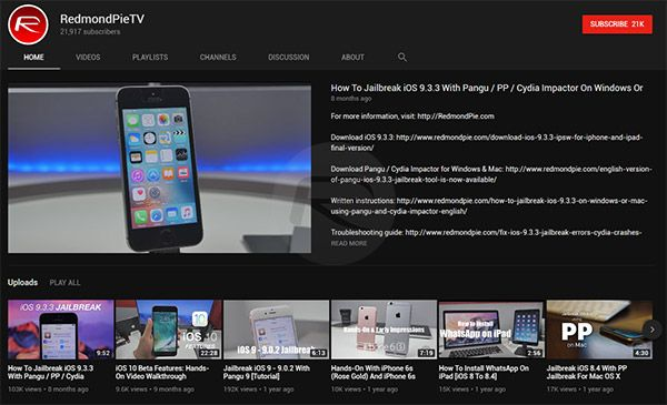 How To Enable YouTube Dark Mode Theme Right Now Redmond