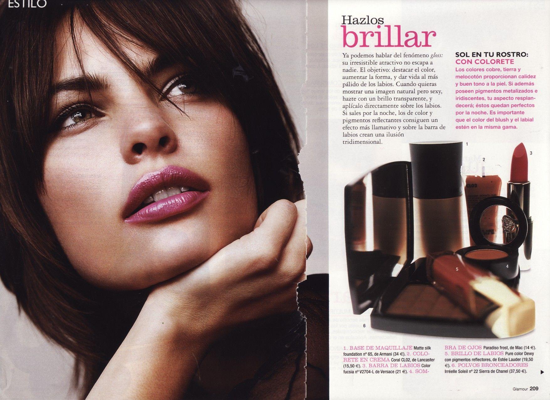 Pin De Ana Navarro Torres En Maquillaje Colorete Imagen Natural Maquillaje