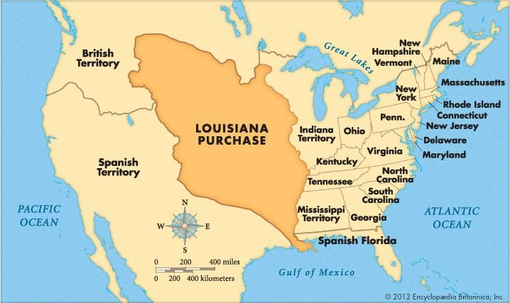 Louisiana Territory Part Before Any Of This Could Actually Take Place President Jefferson Had To Make Sure It Was Consutionally Legal