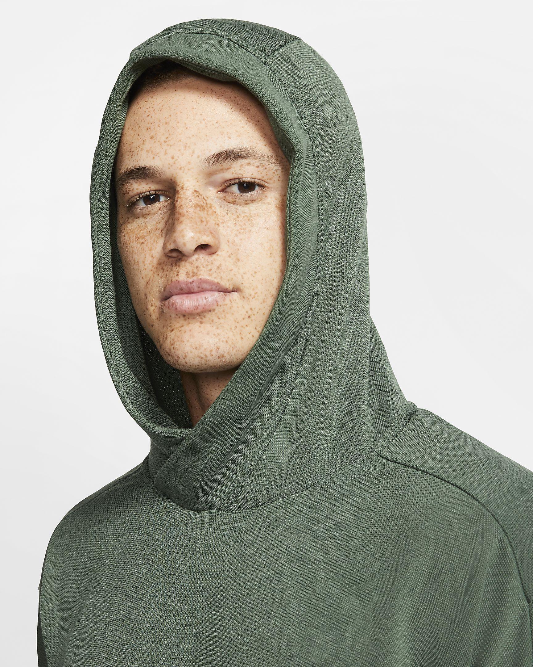 Nike Yoga Dri Fit Men S Pullover Hoodie Nike Com Hoodies Men Pullover Pullover Hoodie Nike Yoga [ 2160 x 1728 Pixel ]