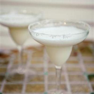 Coconut Margarita! have to try this one!