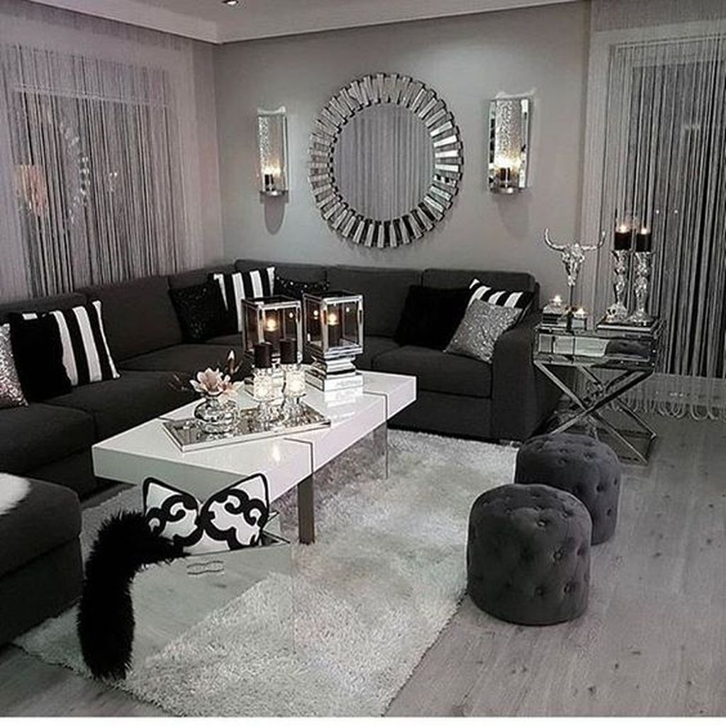20 Simple Black And White Decor Ideas For Your Room White