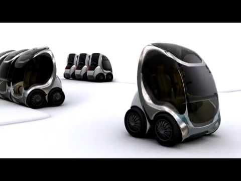 Hiriko Fold Is A Perfect Urban Car Concept Cars Car Mini Cars