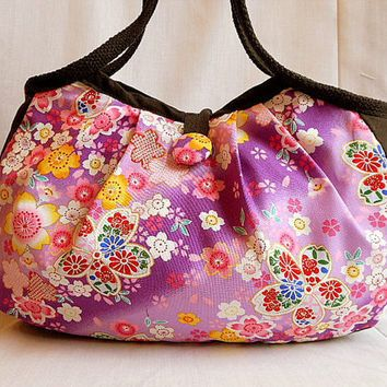 Best Kimono Fabric Bags Products on Wanelo  c8f019b2674e1