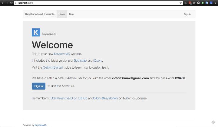 Build a React-driven blog with Next js and KeystoneJS | Programming