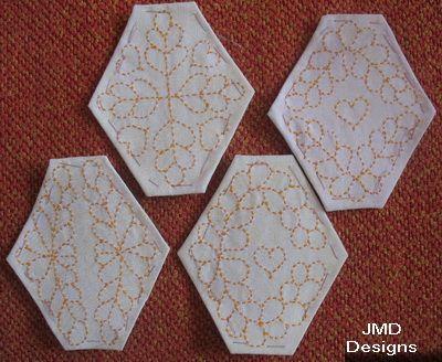 JMD Designs Home - Janet M. Davies - New Zealand - Janet\'s Hexagon ...