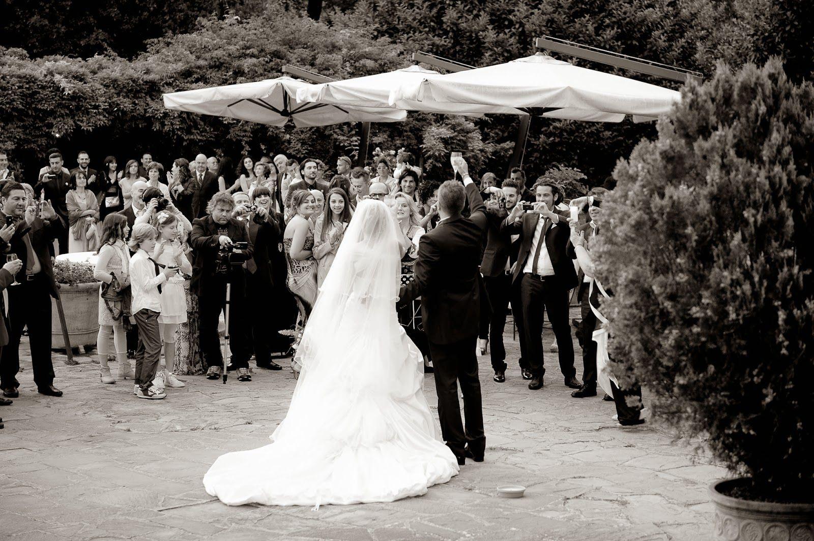 Italy photo wedding: #wedding in #Tuscany