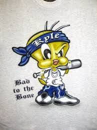 Gangster Tweety Bird Drawings : gangster, tweety, drawings, Swagga, Tweety, Drawing,, Favorite, Cartoon, Character,, Caracters