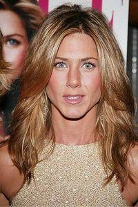 Jennifer Aniston. I adore her hair!