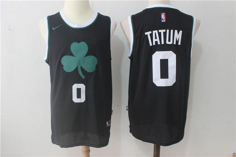 brand new c4262 08f3d Jayson Tatum #0 Boston Celtics Nike Chase Fashion Replica ...