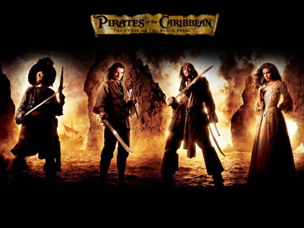 Image result for the pirates of the caribbean