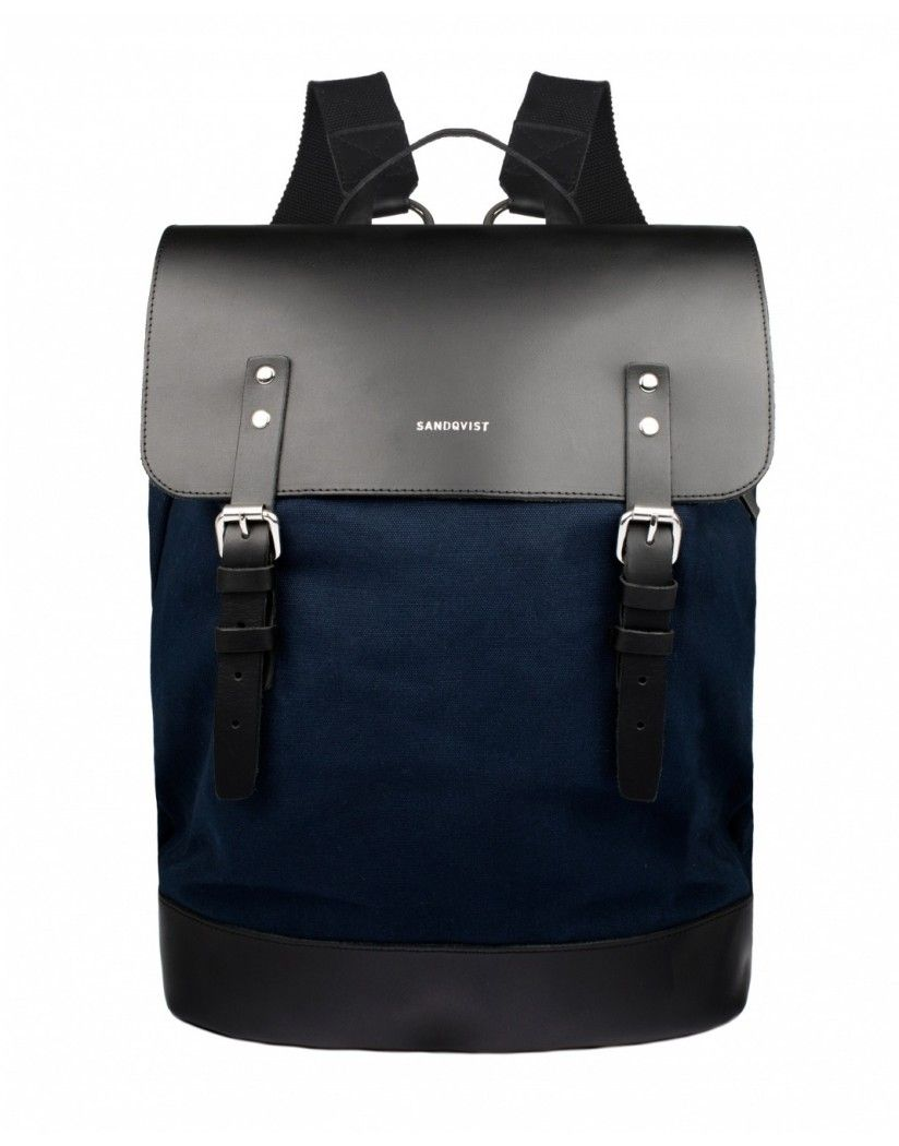 ce58a2eb343 The Sandqvist Hege Backpack has a generous size, which will enable you to  fit all