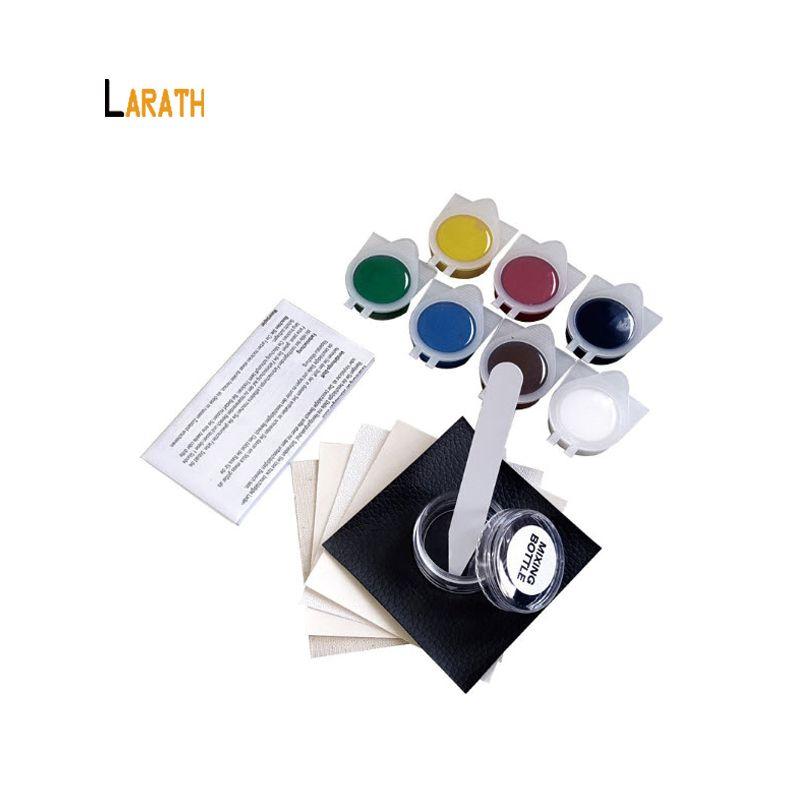 Larath Cieczy Skory I Zestaw Naprawczy Do Samochodu Farby Skora Winylu Wyschniecia Naprawy Otwory Rozrywa Lzy Gouge Vinyl Repair Leather Repair Leather Vinyl