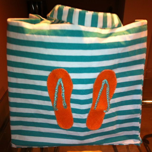 Beach bag! Playera!!!!