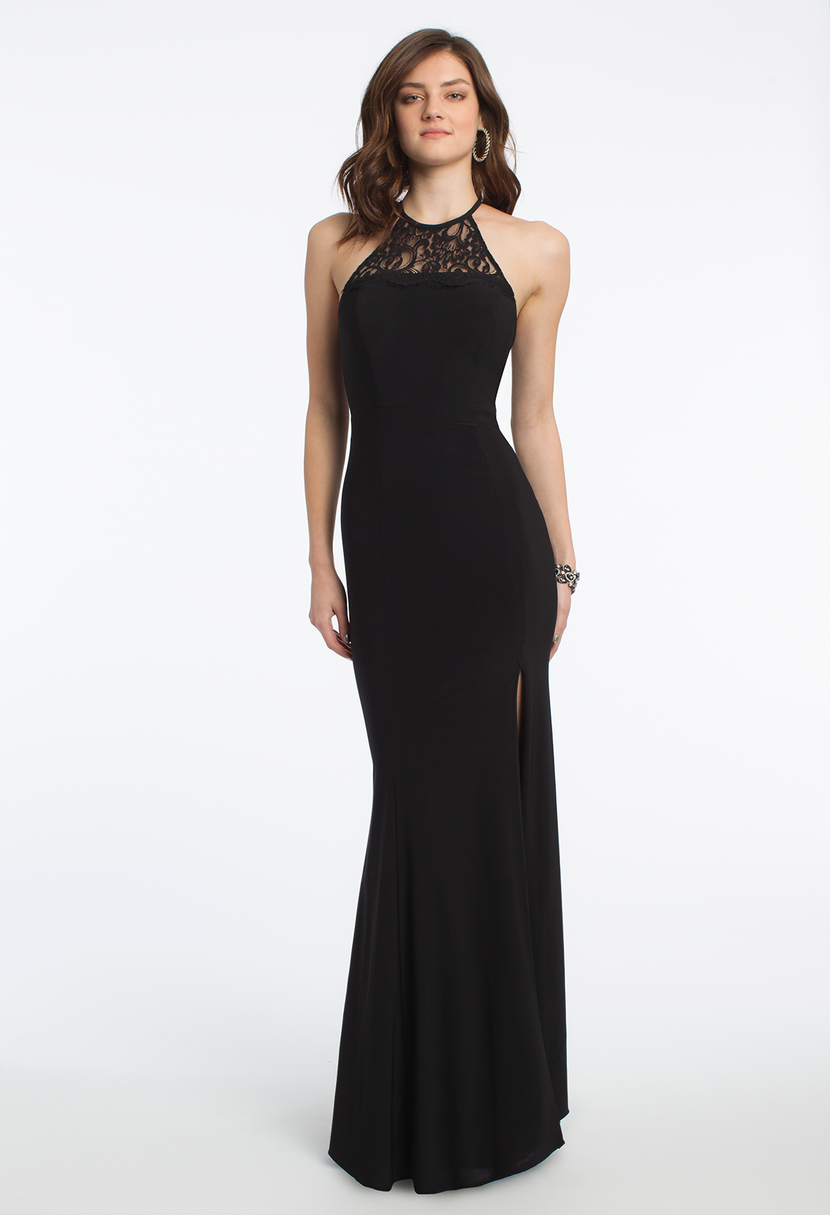 Look Lavish In This Lovely Long Evening Dress Embrace Your Black Tie Event