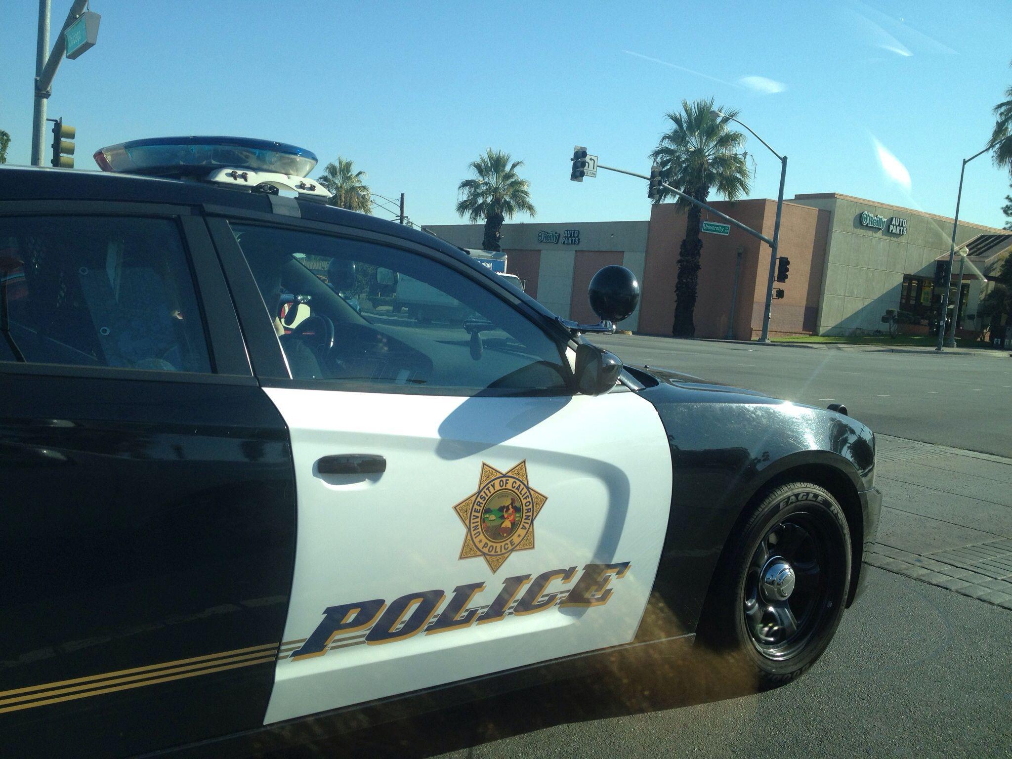 Uc riverside police