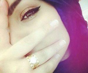 صور بنات كيوت Photo Girls Cute Girl Hijab Floral Rings Engagement Rings