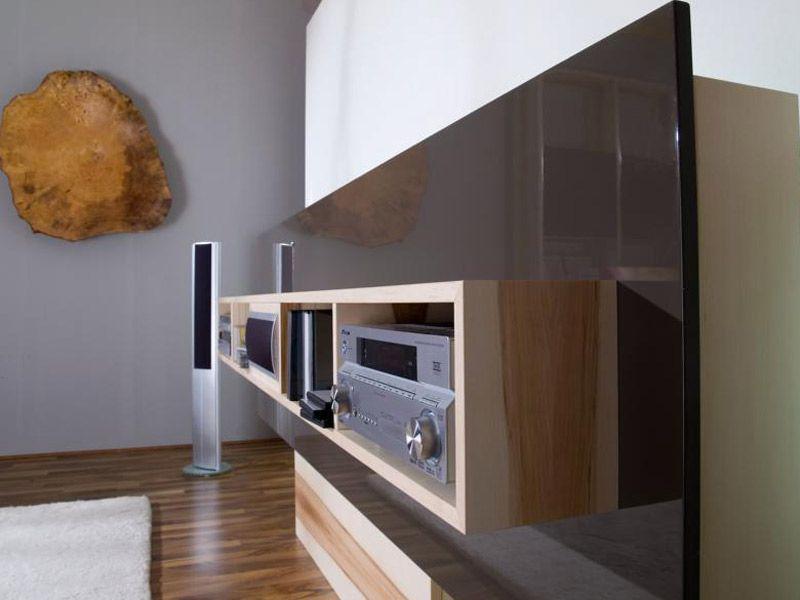 tv sideboard nach mass vom schreiner munchen koebe moebel