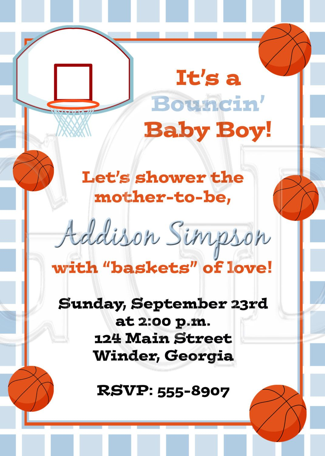 It\'s a Bouncing Baby Boy! Someday for my sister?!?!   Birthdays ...