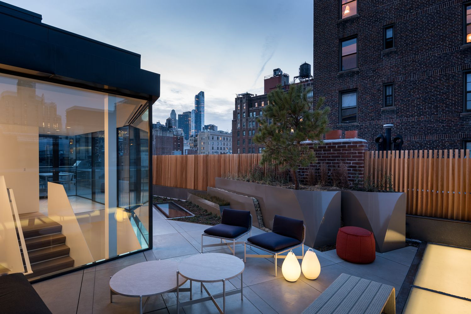 Gallery of Upper Eastside Townhouse / Michael K Chen Architecture - 28