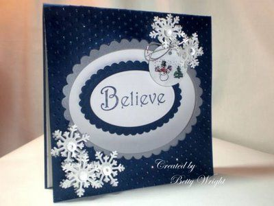 Snowflakes, Believe