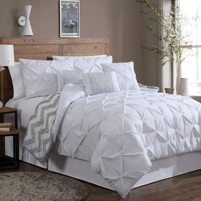 Found It At Wayfair Caval 10 Piece Comforter Set Comforter Sets Mattress Furniture Bedding Sets