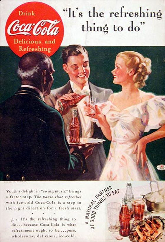Famous Things In The 1920s Vintage Tuesday Coca Cola Creative