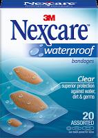 Free Sample Of Nexcare Waterproof Bandages First 40 000 Bandage Free Samples Waterproof