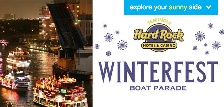 Sunny.org - Seminole Hard Rock Winterfest Getaway Sweepstakes. Visit GiveawayHop.com for more #sweepstakes and #giveaways