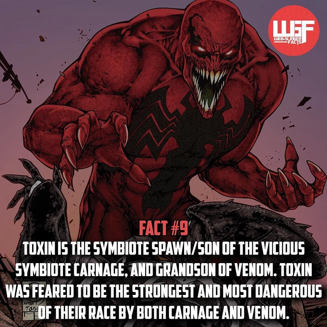 QOTD - Favourite Symbiote? Also make sure to check out my ...