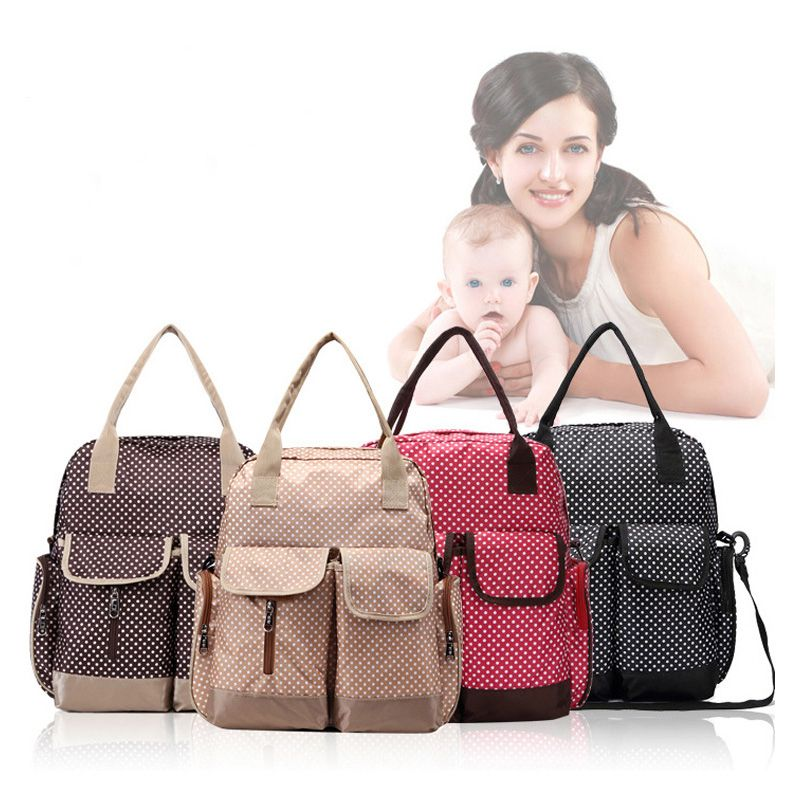 d26e721f2f3b 4 Colors Large Maternity Backpack Bags For Mummy