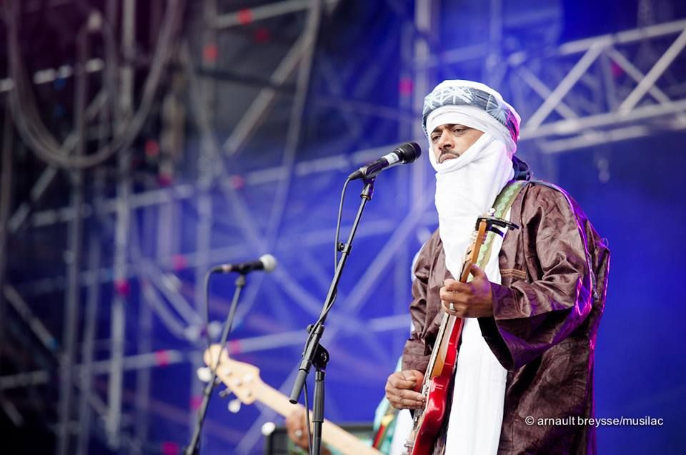 Tinariwen au Festival Musilac Edition 2014 12/07/2014 - #aixlesbains #musilac2014 #Tinariwen #festival #musilac