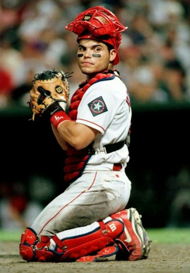 new concept 76b76 ced93 Iván 'Pudge' Rodriguez | No plate like home | Rangers ...