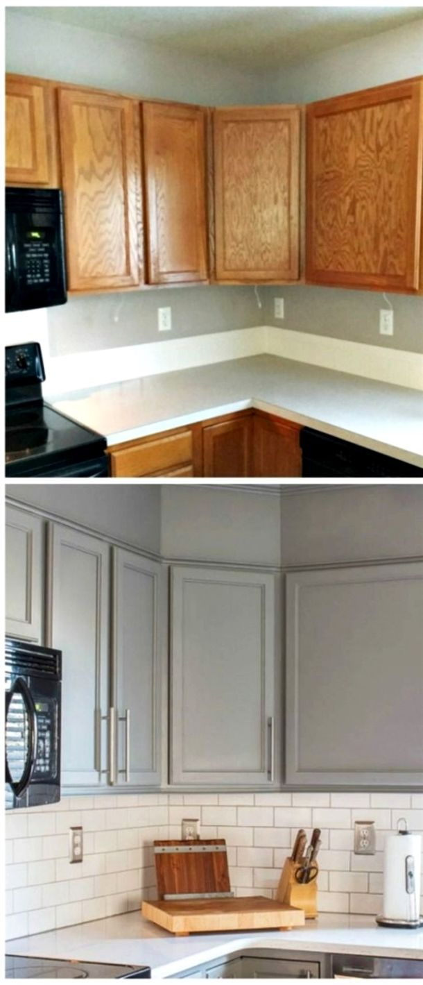 Kitchen Remodel Ideas Before And After Remodeled Small Kitchens