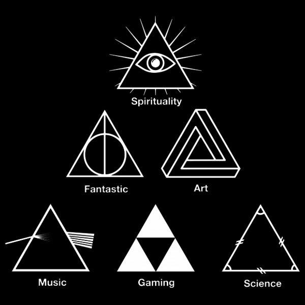 Triangle Great Geek Goodies Pinterest Triangles Tattoo And Tatoo