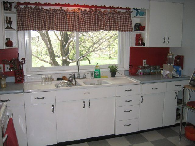 Our Youngstown Kitchen Vintage Kitchen Cabinets 1950s Vintage Kitchen Cabinets Kitchen Cabinets 1950s