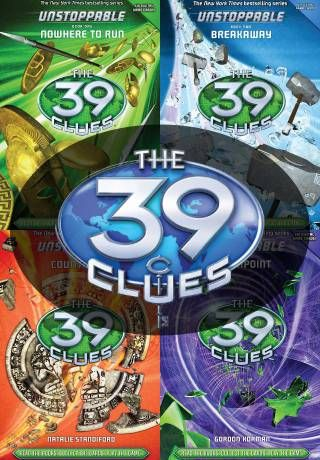 THE 39 CLUES UNSTOPPABLE DOWNLOAD