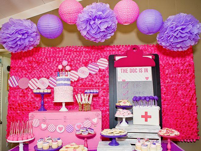 Doctora Juguetes Kit Decoracion Fiesta Imprimible Doc mcstuffins